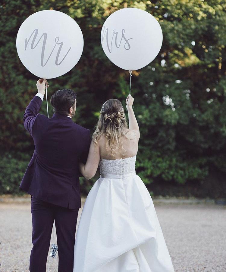 L&A's Wedding Day